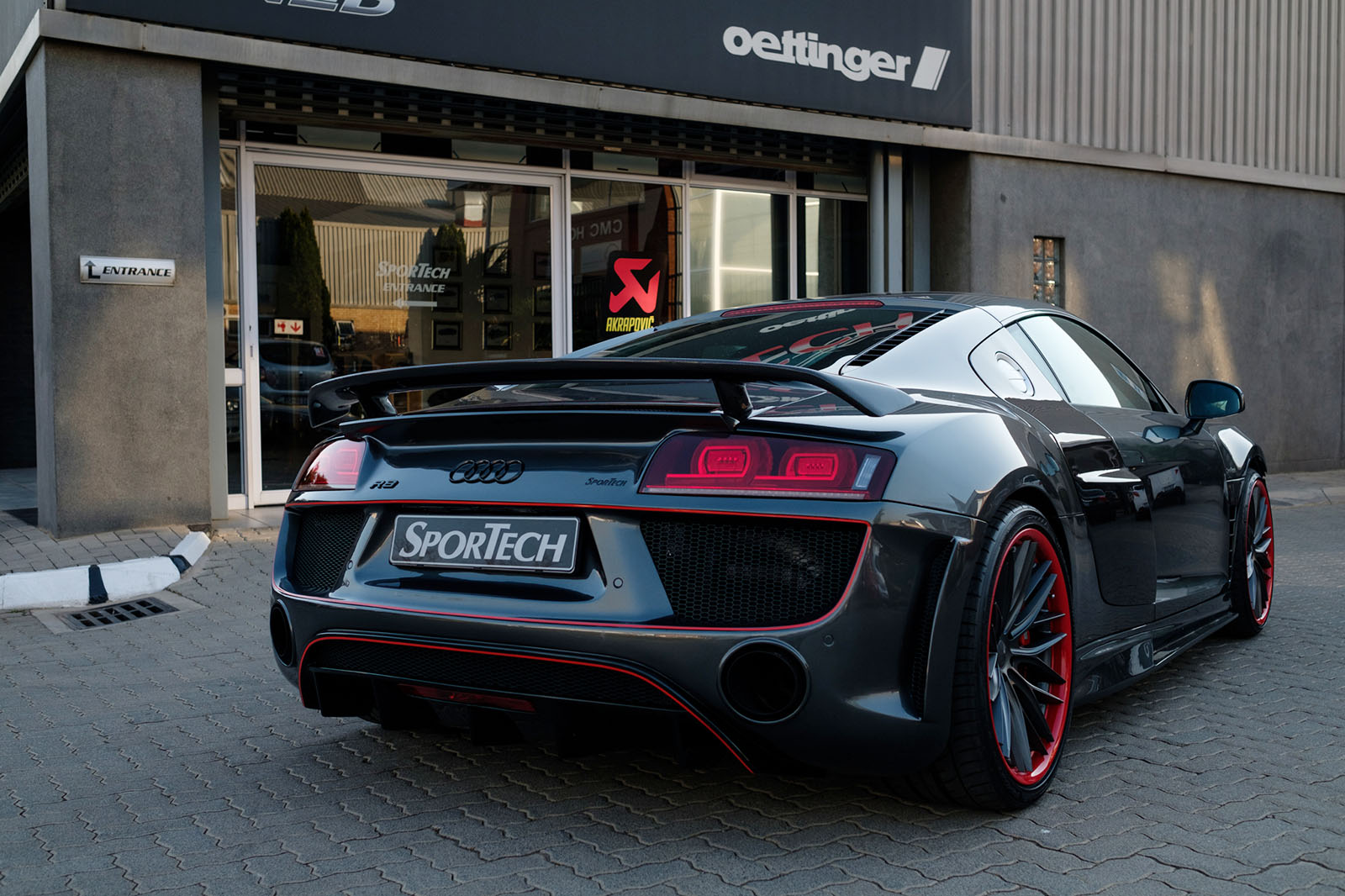 SporTech Cars – The leader in cosmetic and performance upgrades